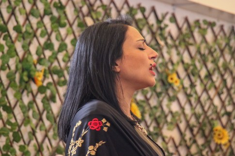 Singer, Fado, Porto, Portugal