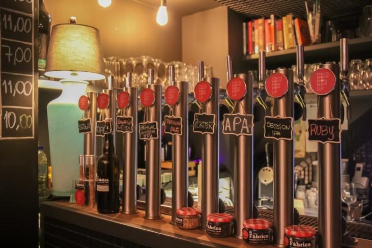 Tap Craft Beer, A Fabrica da Picaria Craft Beer Bar Porto