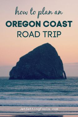 How To Plan an Oregon Coast Road Trip by JetSettingFools.com