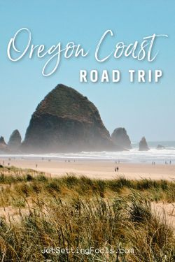 Oregon Coast Road Trip by JetSettingFools.com