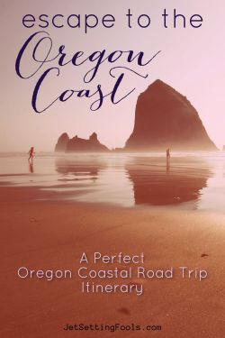 A Perfect Oregon Coastal Road Trip Itinerary by JetSettingFools.com