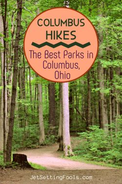 Columbus Hikes by JetSettingFools.com