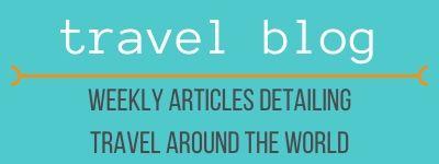 Homepage Travel Blog Image for JetSettingFools.com