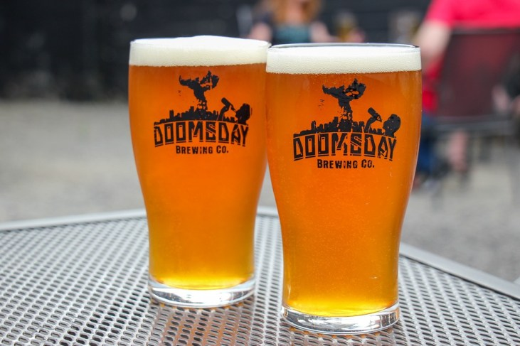 Agent Orange, Doomsday Brewing, Vancouver, WA