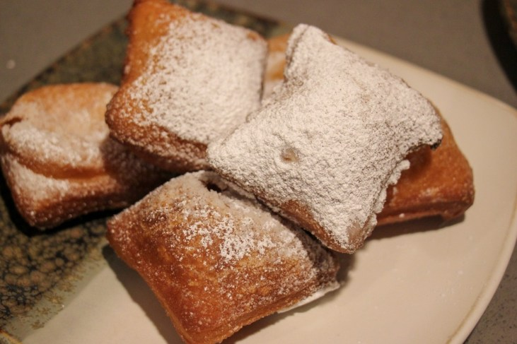 Beignets at Blew Door Bakery on Saturdays, Vancouver, WA