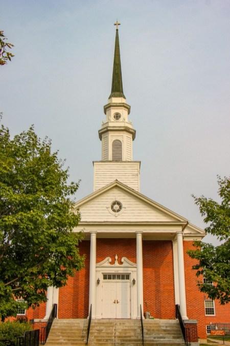 Epworth United Methodist Church, Kalispell, MT
