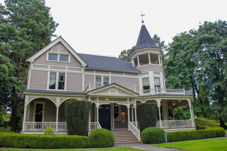 Lovely homes on House on Officers Row, Vancouver, WA