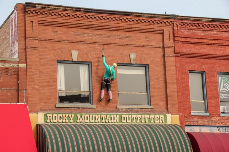 Fun and classic Storefronts, Kalispell, MT