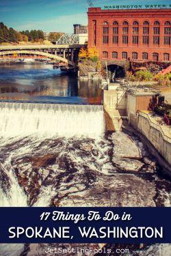 Things to do in Spokane, Washington by JetSettingFools.com