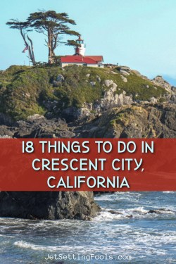 Our list of the 18 Things To Do in Crescent City, CA