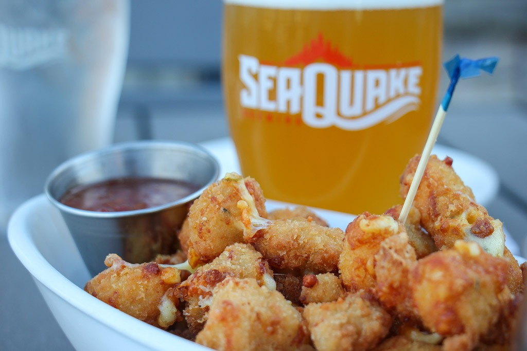 Tasty Cheese Curds, Crescent City, California