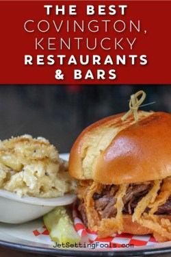 Best Covington, Kentucky Restaurants and Bars