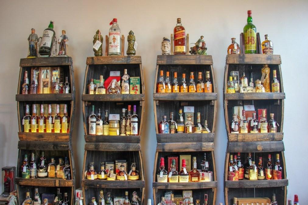 Revival Vintage Bottle Shop, Convington Kentucky