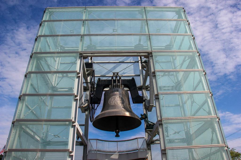 The World Peace Bell Center, Newport, KY