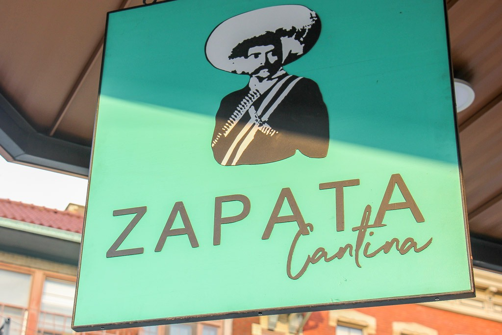 Must Eat Mexican Food, Zapata Cantina, Covington KY