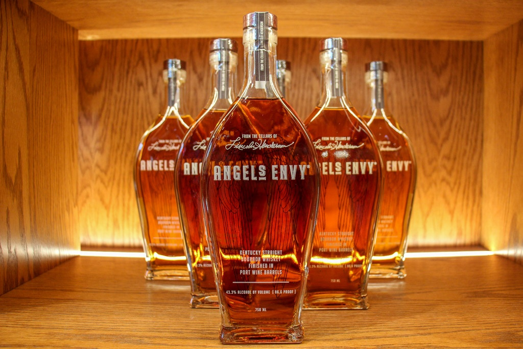 Sip Bourbon at Angels Envy, Louisville, KY