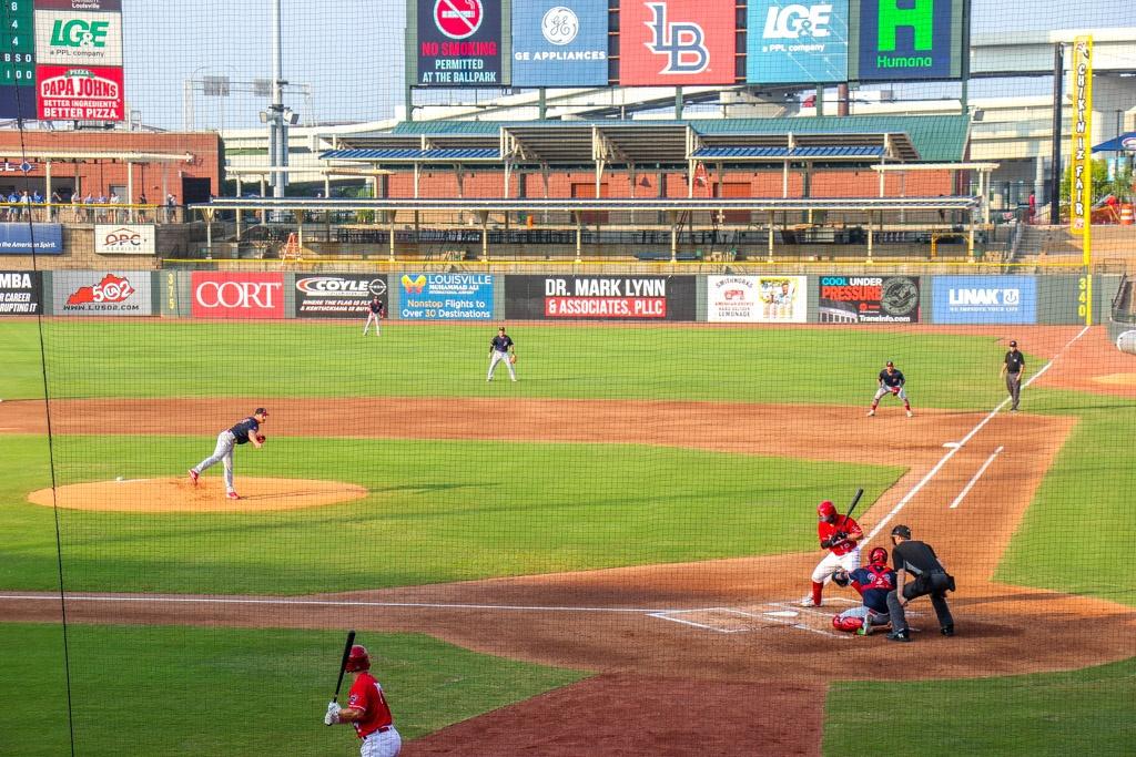 Watch a Louisville Bats baseball game, Louisville, KY
