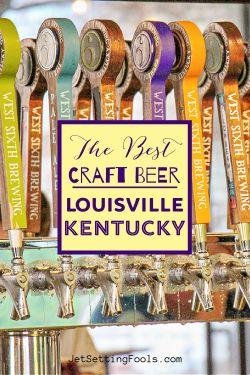 The Best Craft Beer Louisville Kentucky