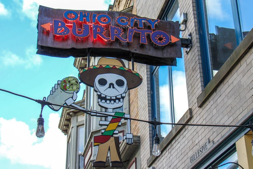 Must Eat Ohio City Burrito
