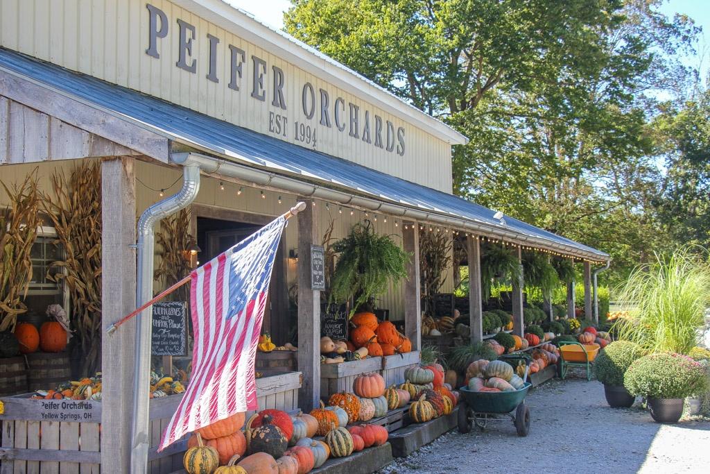 Buy Fresh Produce at Peifer Orchards, Ohio