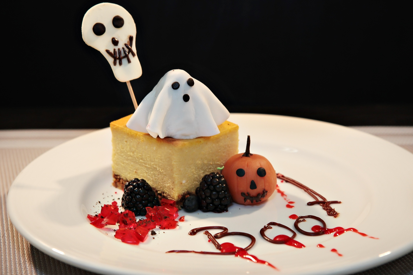 Carnival Spirit _ Scary Cheesecake