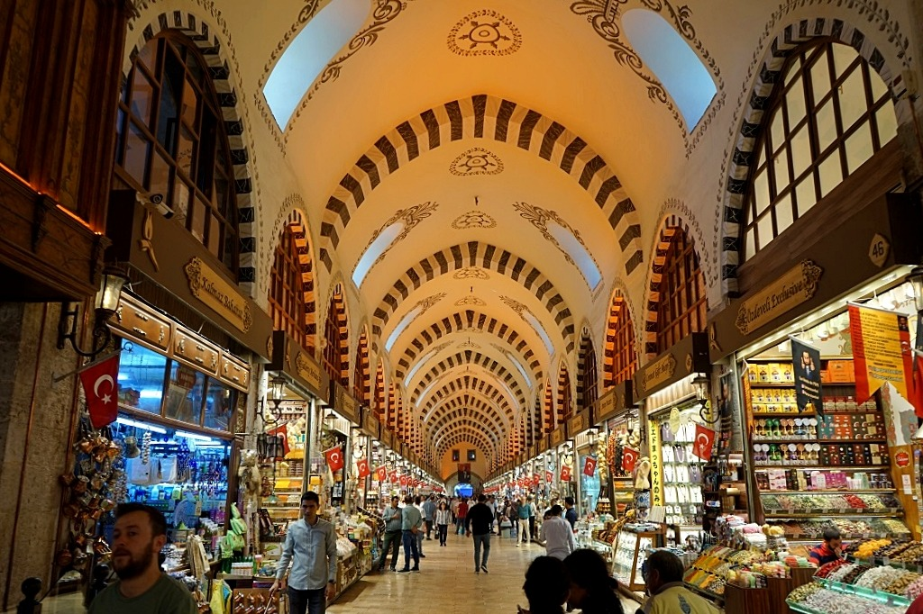 Things to do in Istanbul: Spice Bazaar