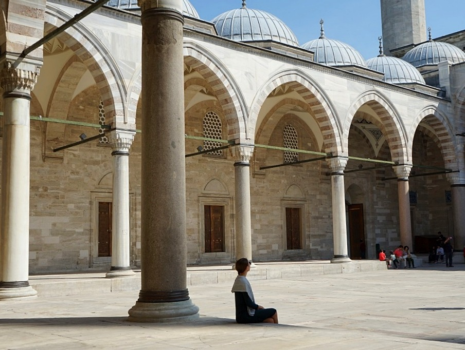 Things to do in Istanbul: Süleymaniye Mosque