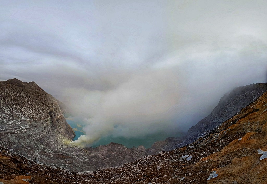 To Ijen from Bali