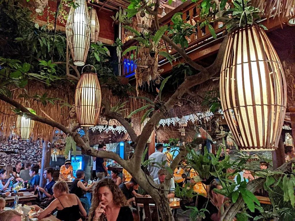 Moana restaurant inside