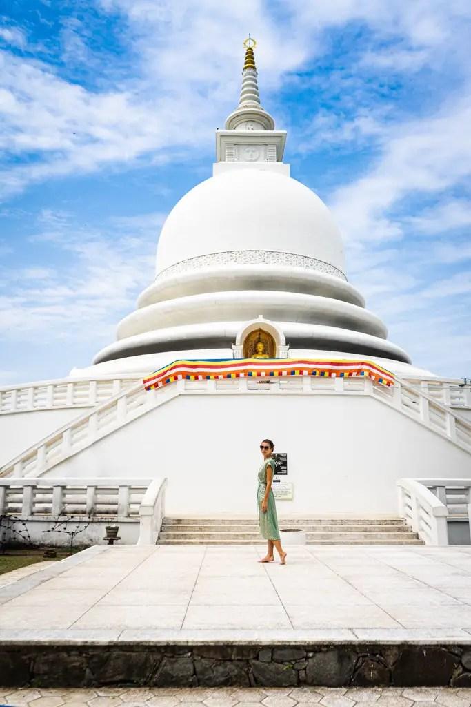What to do in Unawatuna: Japanes Pagoda