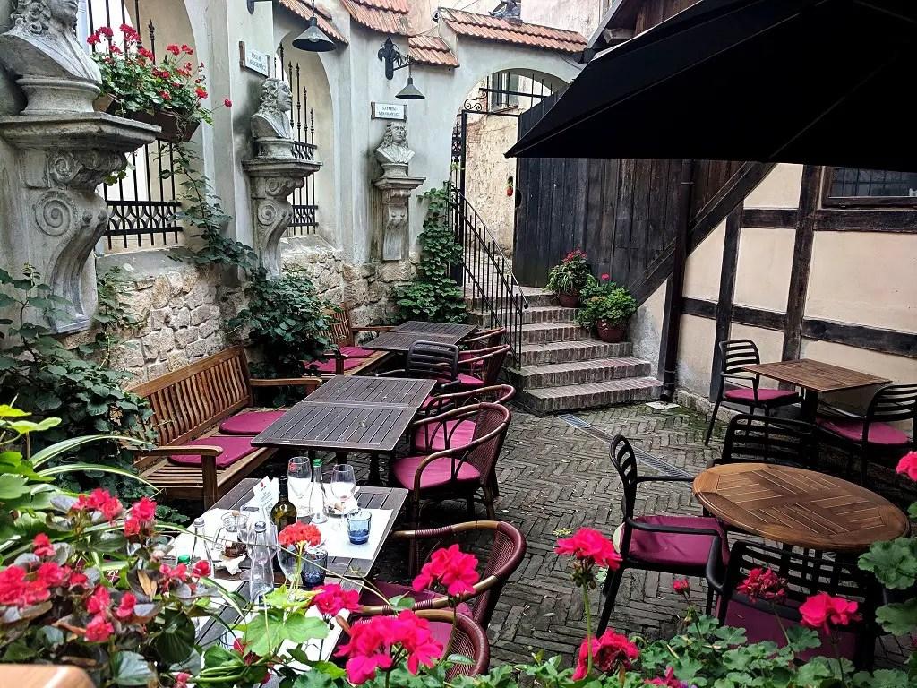 Romantic Spots In Lviv: Mons Pius