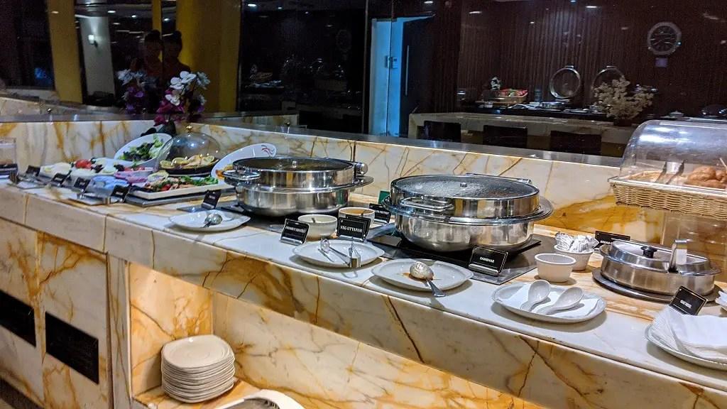 New Delhi Silverkris lounge