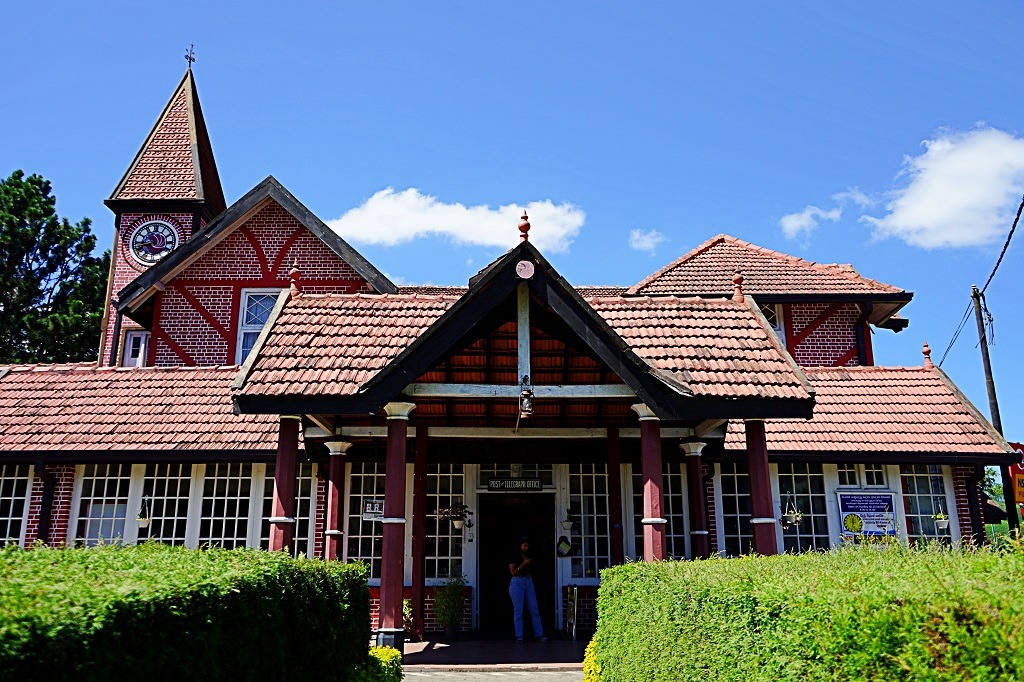 Nuwara Eliya: post office