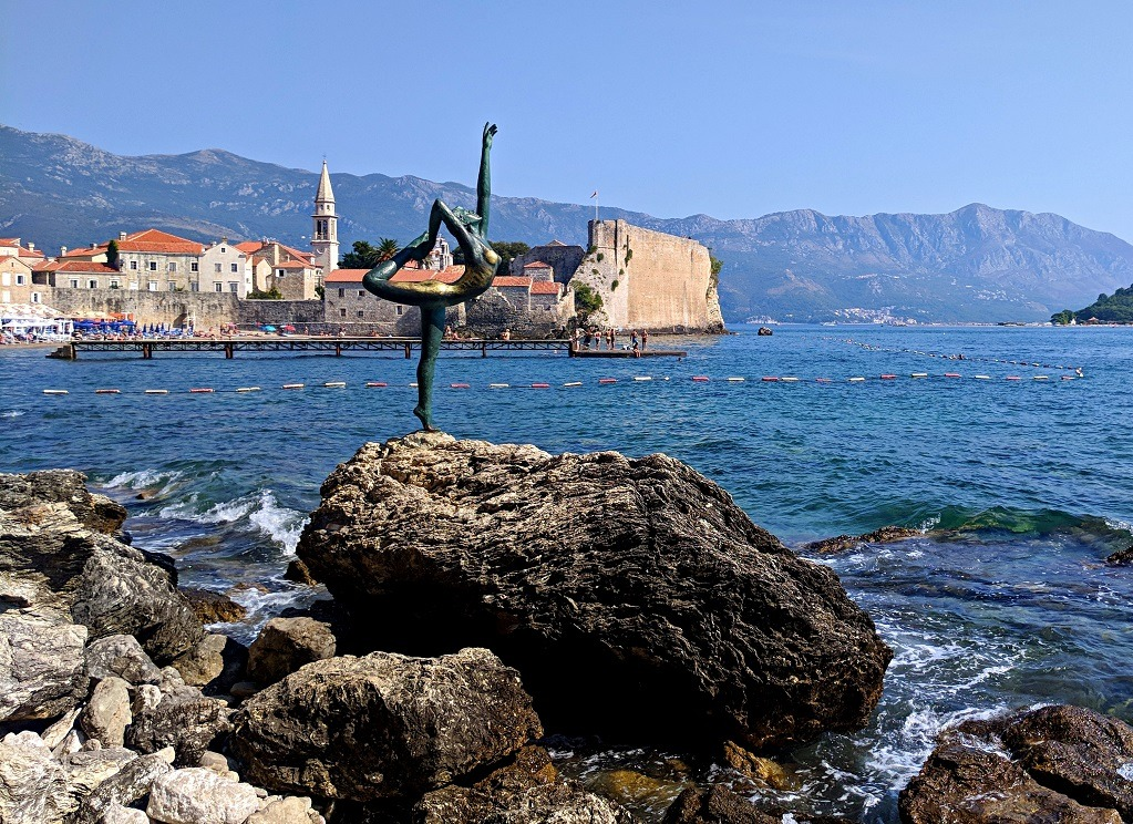 Top Ten Things To Do In Budva: Ballerina from Budva