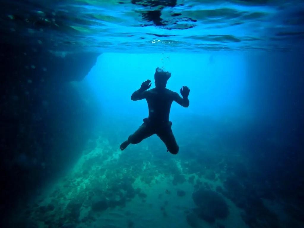 Cody Simon, Blue Cave