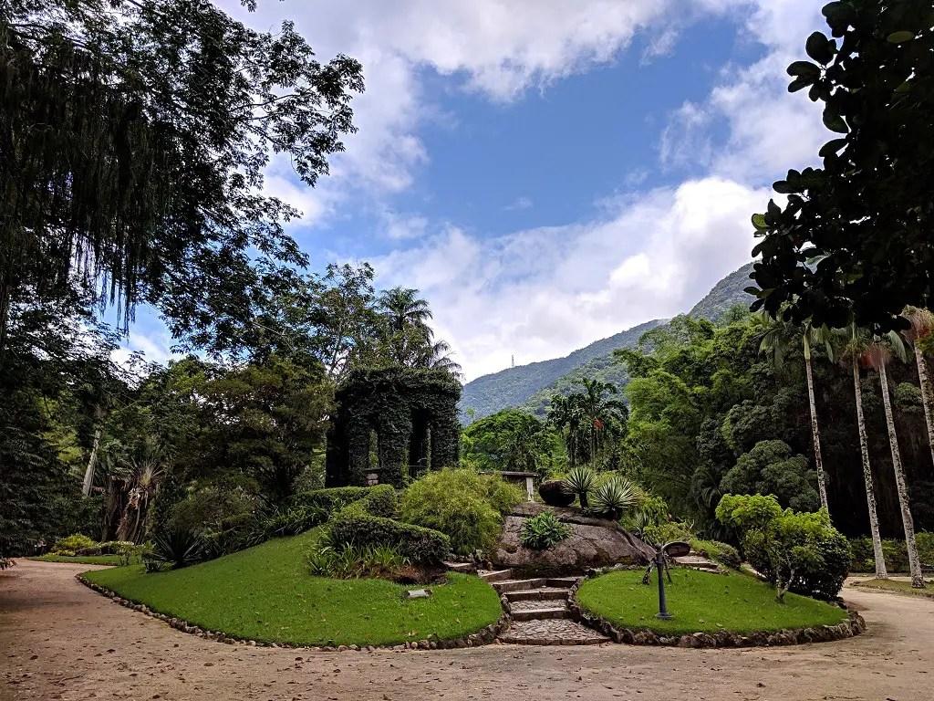 Visiting Jardim Botânico do Rio de Janeiro