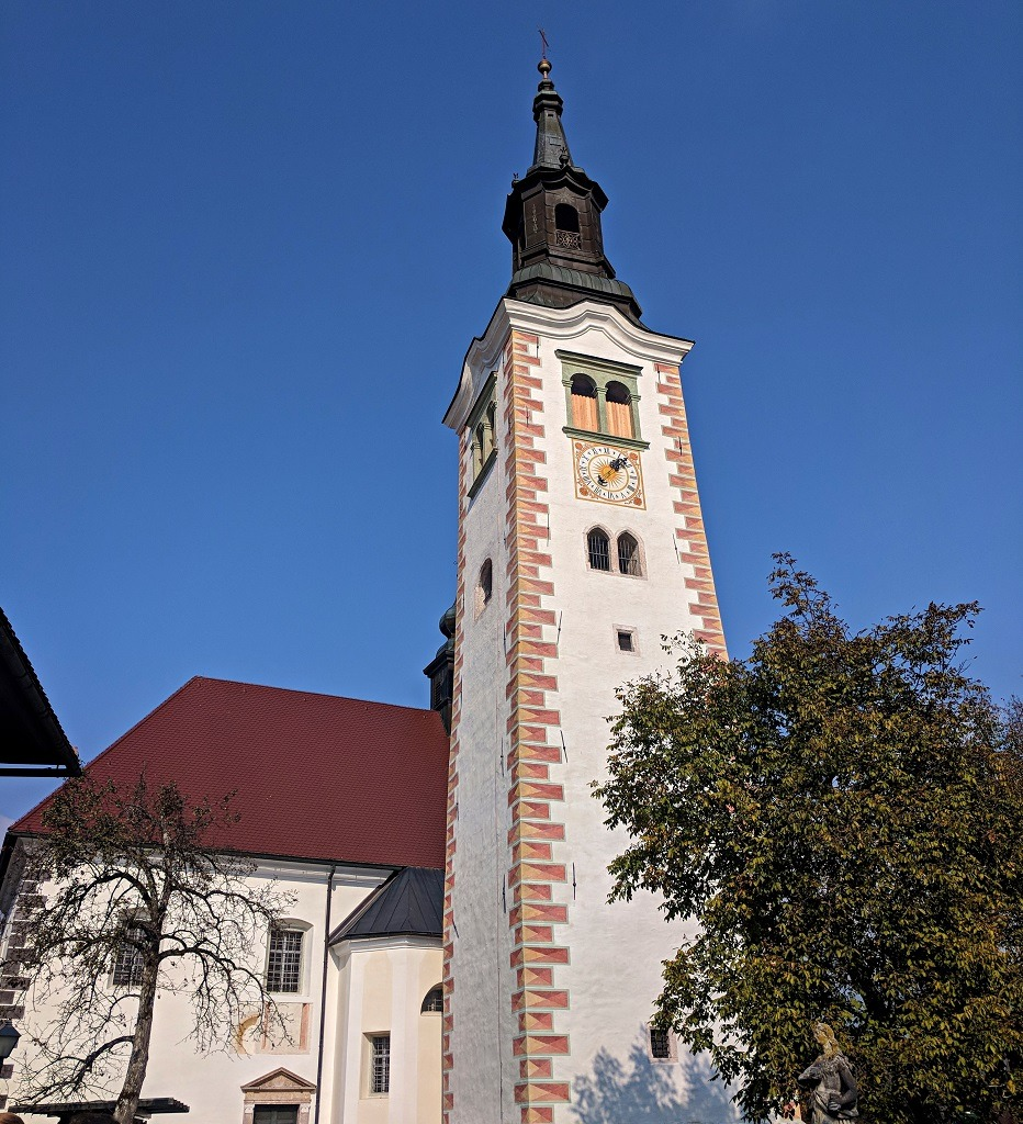 Visit The Church