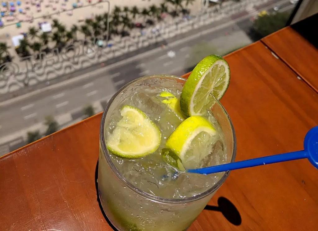 Fun Things To Do In Rio De Janeiro: Drink Caipirinha