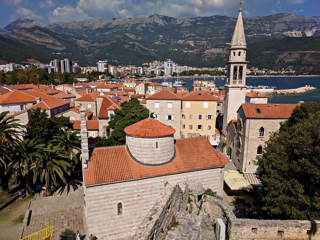 Top Ten Things To Do In Budva: Crkva Santa Maria in Punta de Budva