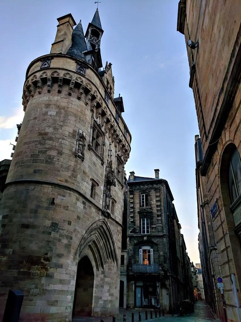 Cailhau Gate Bordeaux