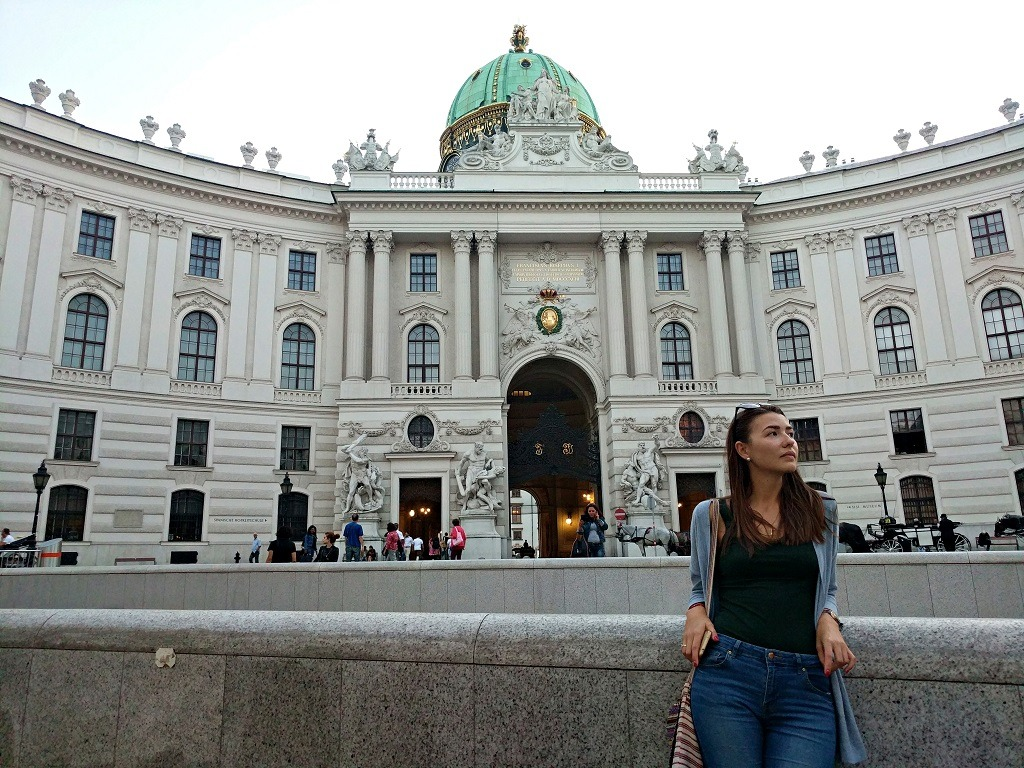 The Hofburg Palace and Imperial Treasury of Vienna