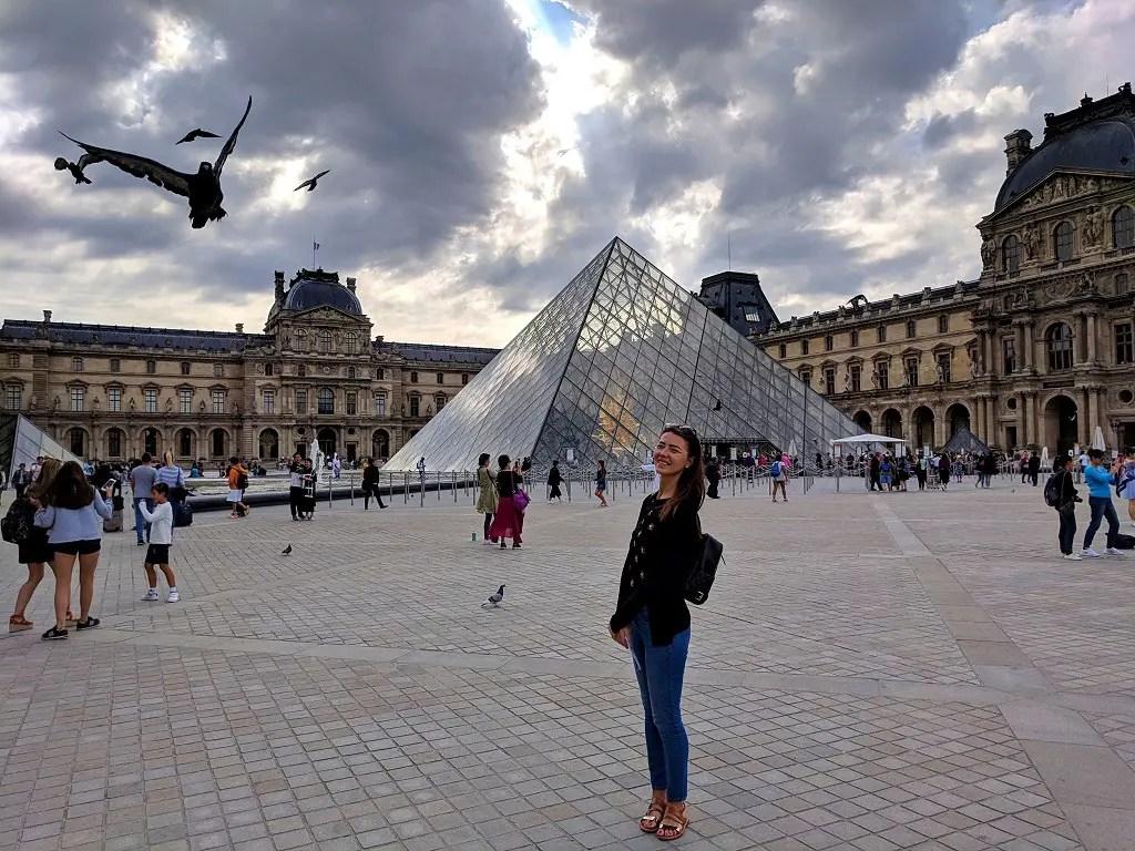 I.M. Pei's Pyramid