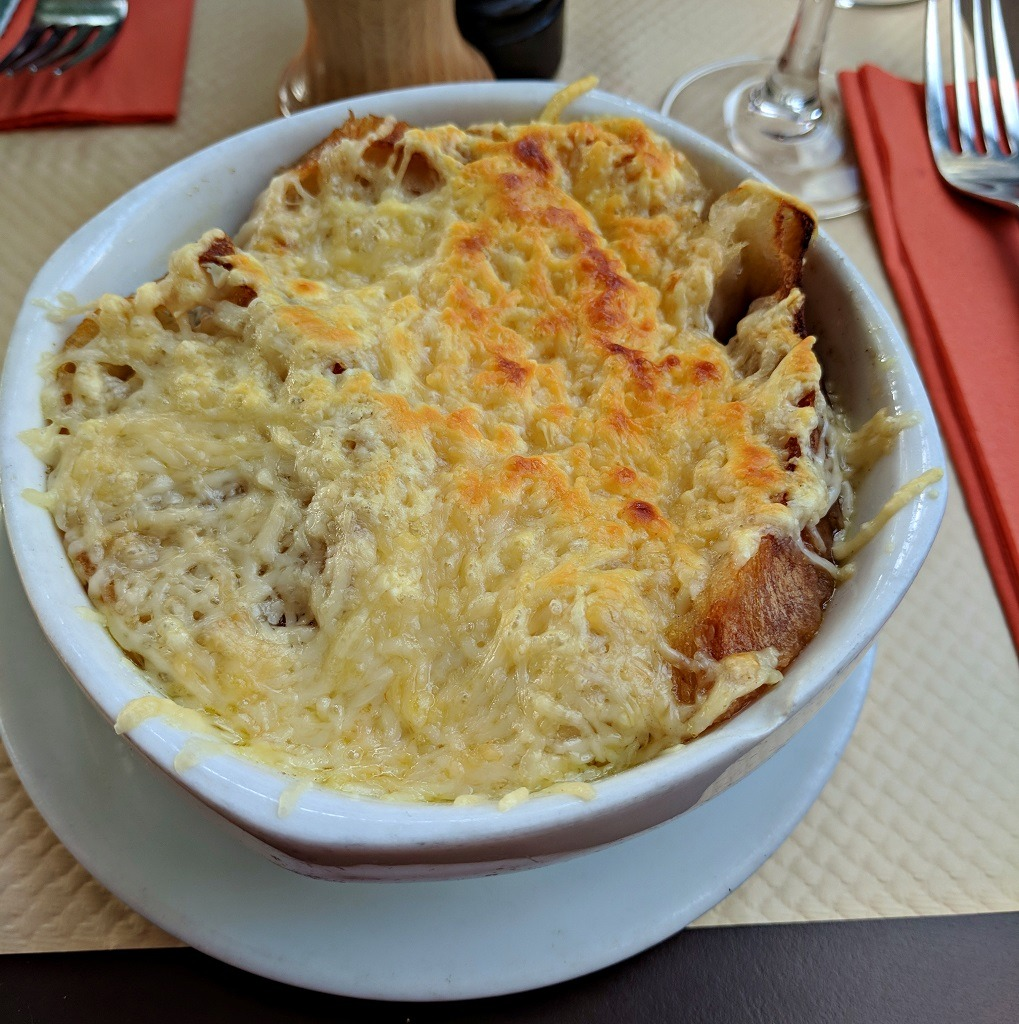 12 Dishes That Made Me Fall In Love With French Cuisine: French Onion Soup