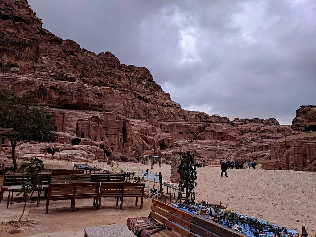 Deep Into Petra