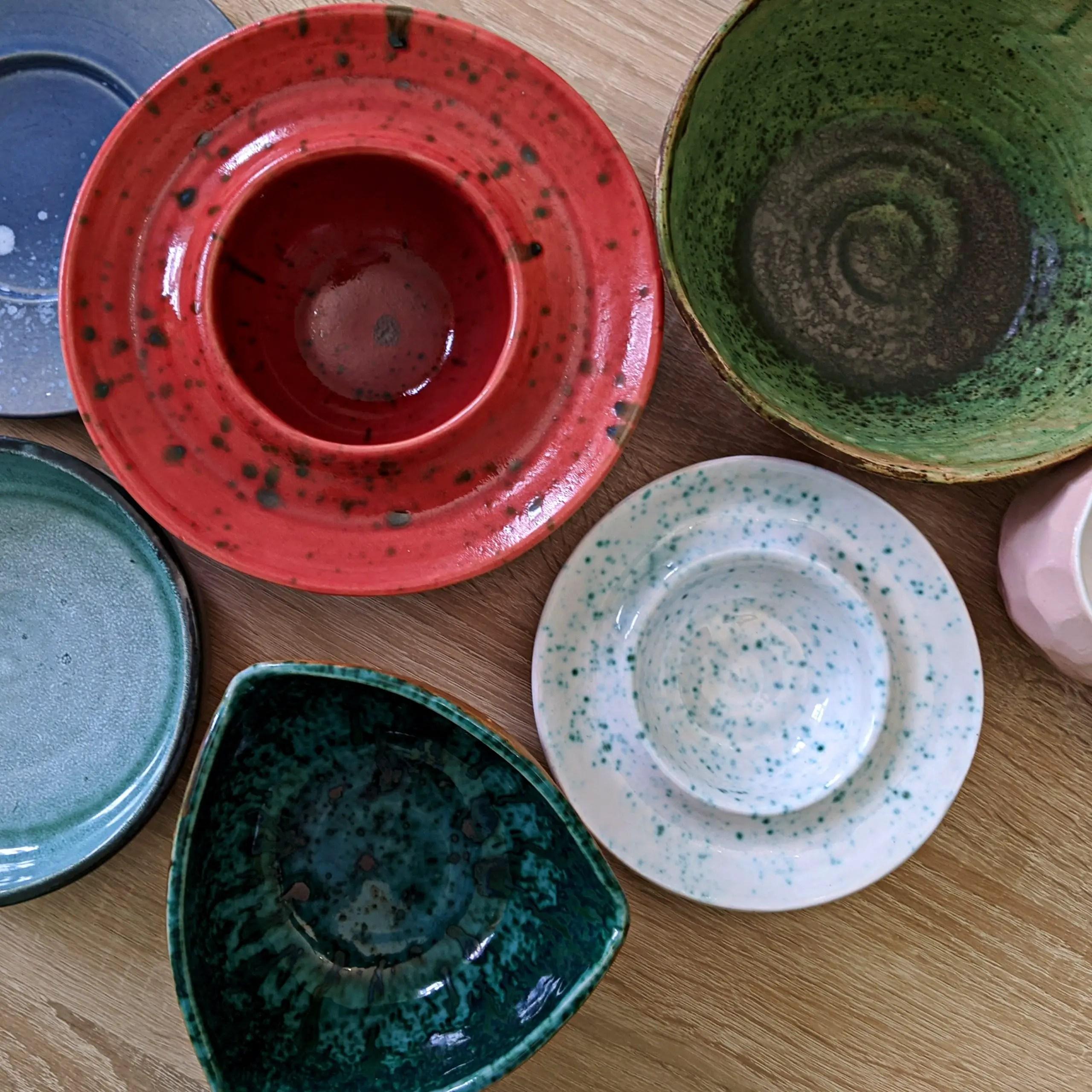 Finished ceramics