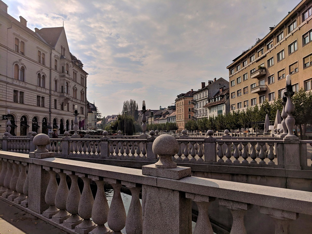 What To Do In Ljubljana: Triple bridge