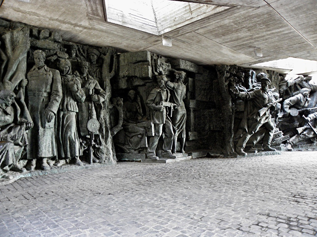 War museum in Kyiv