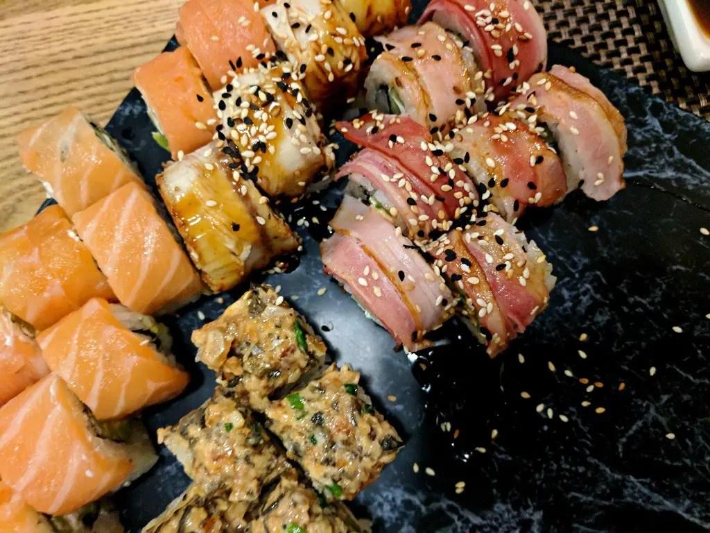 Sushi In Ukraine