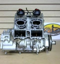 seadoo 951 engine motor gsx gtx xp limited gtx rx lrv sportster le 290094702 [ 2048 x 1536 Pixel ]