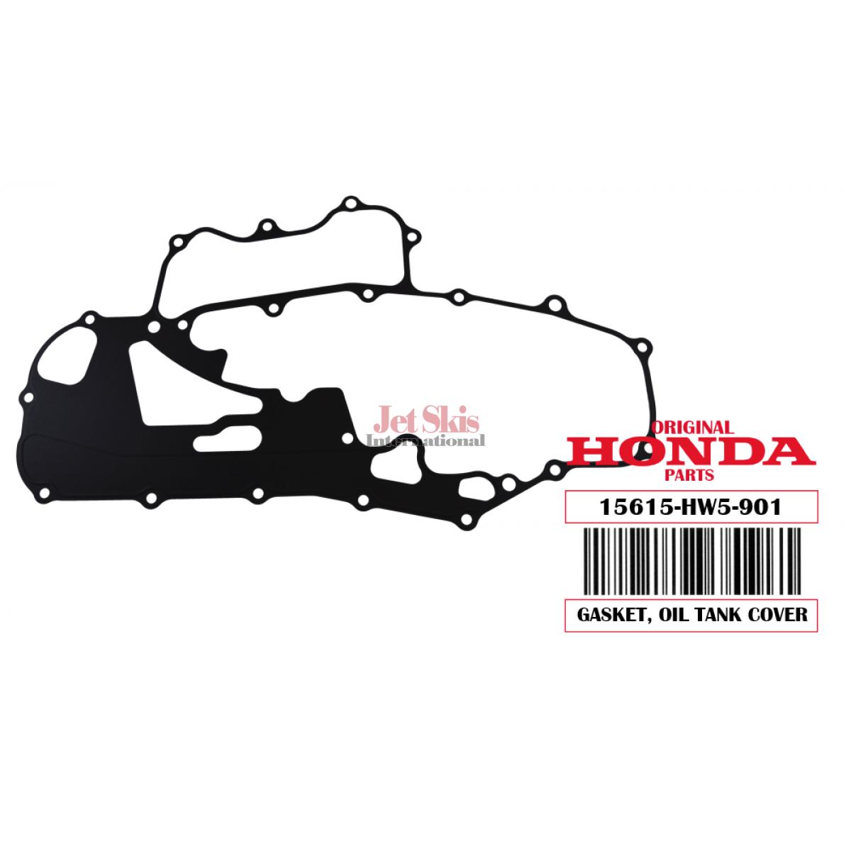 HONDA AQUATRAX OIL TANK COVER GASKET F15/F15X 2008-2009